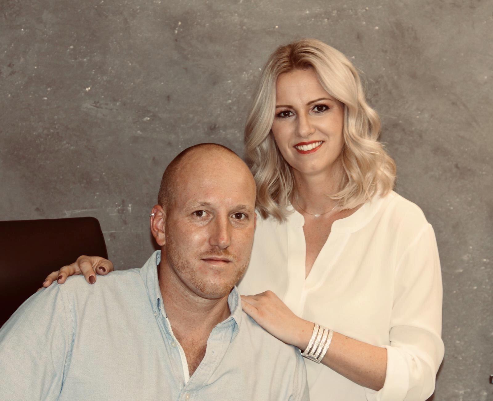 Manuela und Thomas Britzelmair